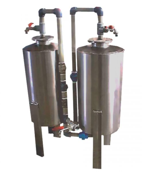 Filtro doble especial para agua F0013M
