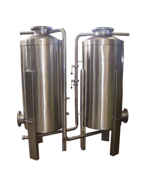 Filtro doble especial para agua F910